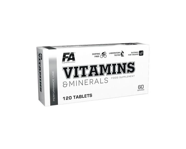 Vitmins & minerals