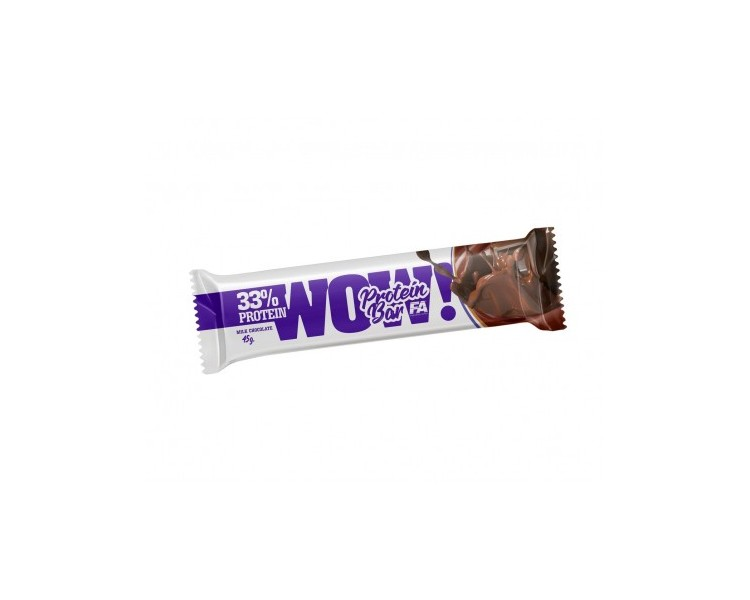 WOW protein bar
