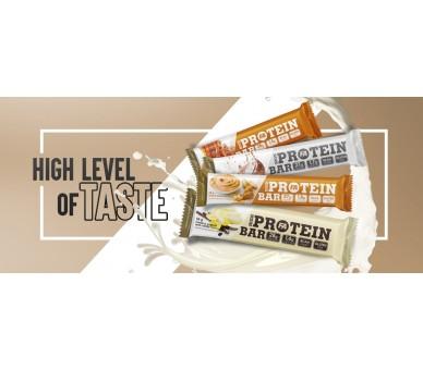 High protein bar