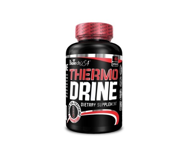 Thermo Drine 60 caps.