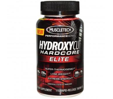 Hydroxycut Hardcore Elite 110 caps.