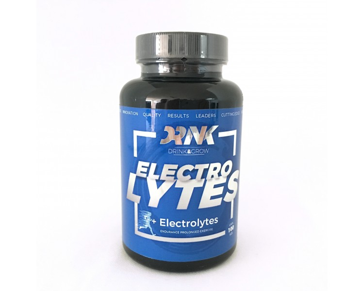 Electrolites 100cap - DRINK&GROW