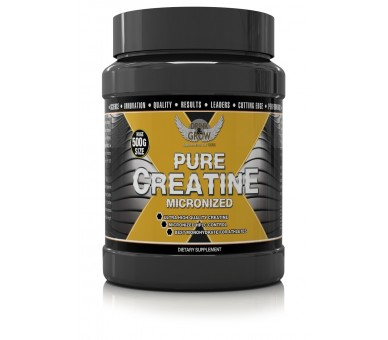 Pure CREATINE 500g - DRINK&GROW