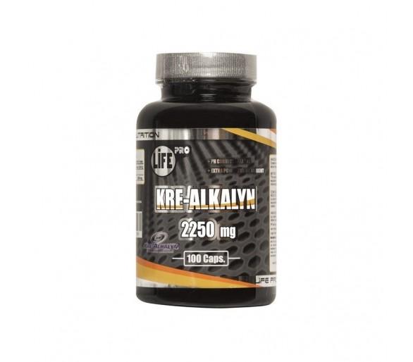 LIFE PRO KRE-ALKALYN 2250 MG 100 CAPS