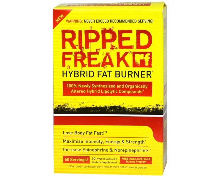 Ripped freak