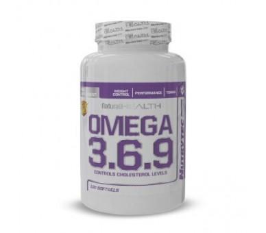 Omega 3.6.9 Platinum Pro de Nutrytec