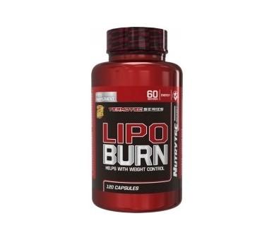 LIPO BURN 120C - NUTRYTEC