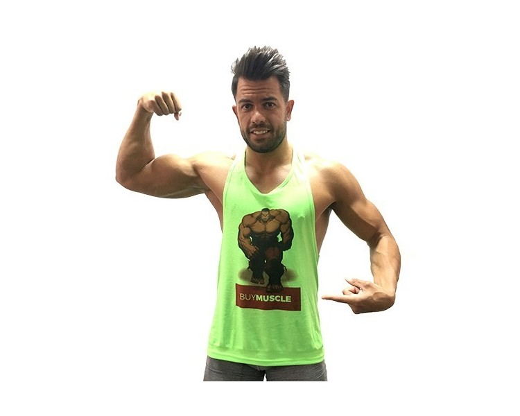 Camiseta Hulk - Buy Muscle