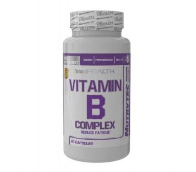 Vitamina B Complex 60 caps