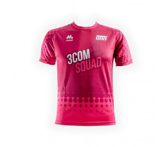 Camiseta atletismo - MASC- 3COM squad