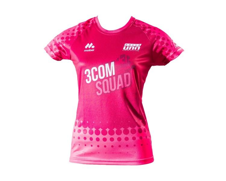 Camiseta atletismo - FEM- 3COM squad
