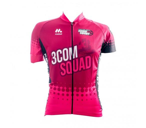 Maillot ciclismo 3COM squad