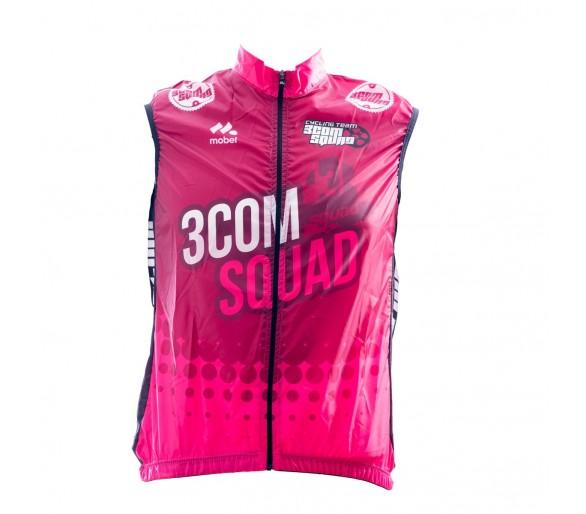 Chaleco ciclismo 3COM Squad