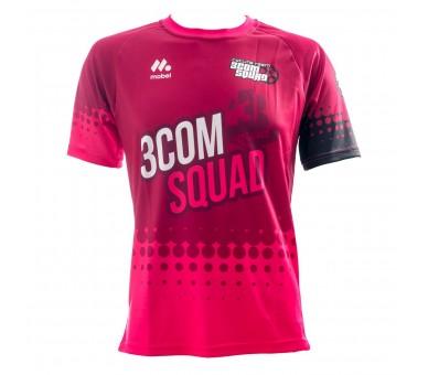 Camiseta ENDURO - Manga Corta - 3COM squad