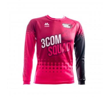 Camiseta ENDURO - Manga Larga - 3COM squad