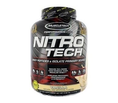NITRO TECH SERIES - 1,8 KG