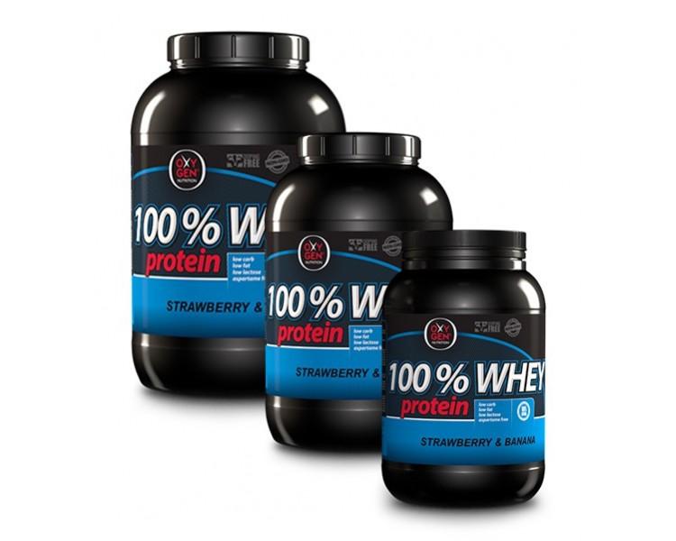 100 % Whey Protein