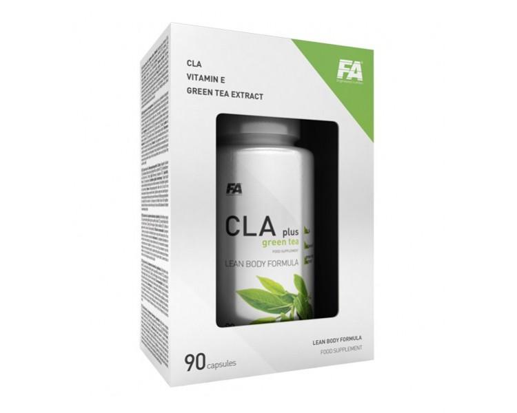 CLA plus Green Tea 90 caps.