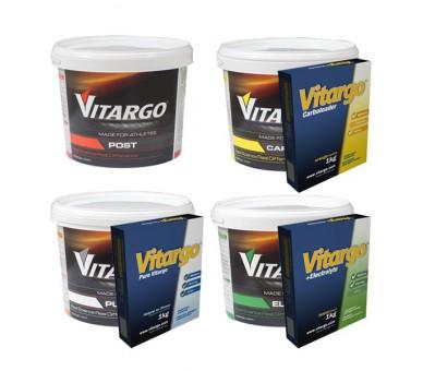 Vitago 1kg y 2kg Puro / Carboloader / Electrolyte